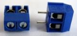 Клеммники для печатного монтажа (винтовые)