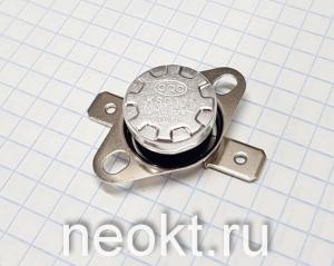 Термостат KSD301-A-110-10A250V-OF1-B
