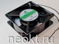Вентилятор 120x120x38-220VAC втулка (SLEEVE)