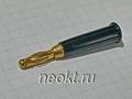 BP-112M (штекер BANANA черный)