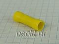 Клемма - соединитель проводов (жёлтая)