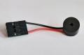 Звукоизлучатель электромагнитный без генератора с разъёмом