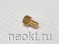 PCHSN5-06 mm М5, латунь, шестигр.стойка