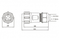 SP2110/P03-2 (под винты)