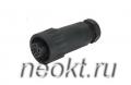 WA22K4ZE2-CE-8MM (кабельная розетка)